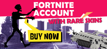 Fortnite Accounts with Rare Skins