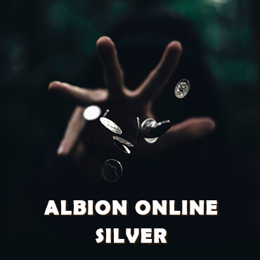 buy albion online silver