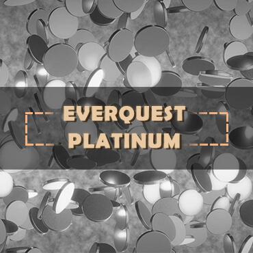 buy everquest plat