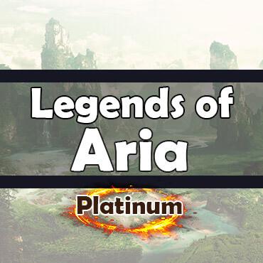 buy legends of aria platinum